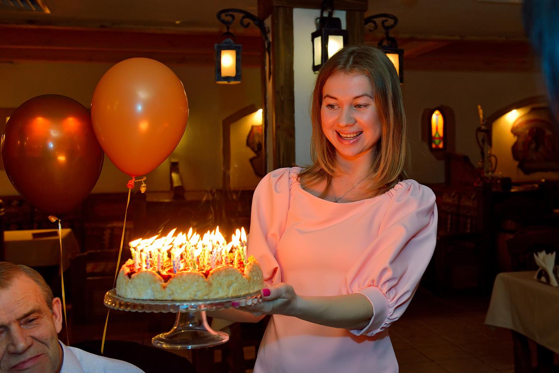 Знакомство гостей на дне рождения взрослого